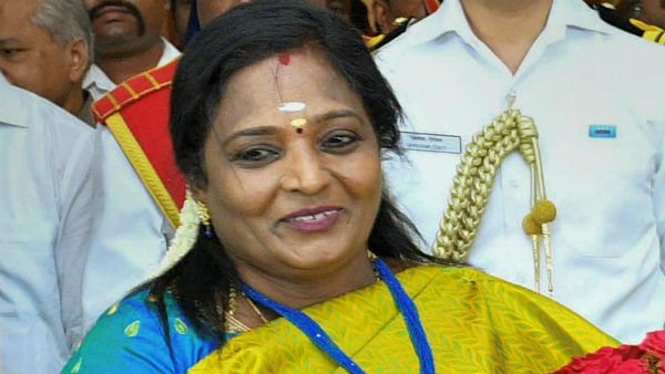 Even though I moved to Telaganga, I will think about TN a lot says Tamilisai