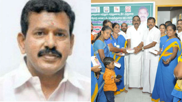 Thoppu Venkatachalams Political move