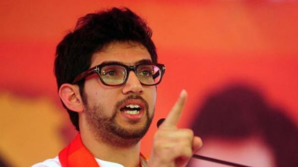 aditya thackeray says Dont cut down the trees and destroy the environment