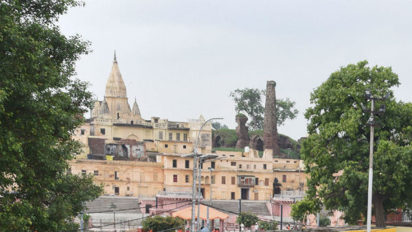 The Ayodhya land dispute settlement report filed by the mediation panel