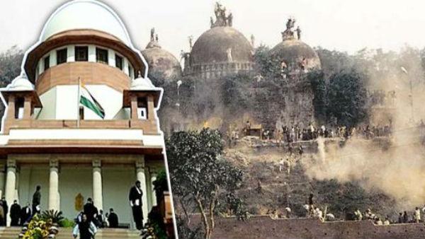 Ayodhya Case Hearing LIVE: இந்து மகாசபா சமர்ப்பித்த புத்தகத்தை கிழித்த வக்பு வாரிய வக்கீல்