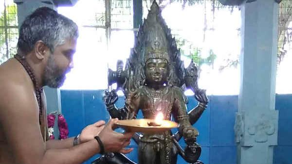 மஹா காலபைரவருக்கு தசபைரவர் யாகம் - தேய்பிறை அஷ்டமியில் தரிசனம் பண்ணுங்க