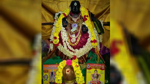 தன்வந்திரி பீடத்தில் ஸ்ரீ பாலா திரிபுரசுந்தரி ஆலயம் மஹா கும்பாபிஷேகம் - 1008 சுமங்கலி பூஜை