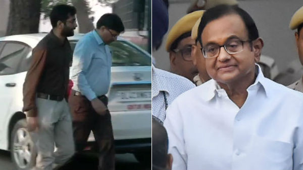 INX media money laundering case : ED officials on Tihar Jail, to interrogate Congress leader P Chidambaram