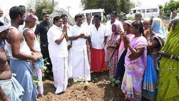 Tamilnadu CM Palanisamys AIADMK governments achievements in Agri field