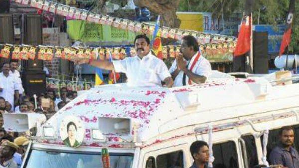 2 தொகுதிகளின் கள நிலவரம்...  கோபத்தில் முதலமைச்சர் எடப்பாடி பழனிசாமி