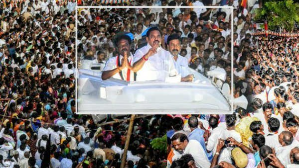 cm edappadi palanisami says, dmk president stalin was frustrated