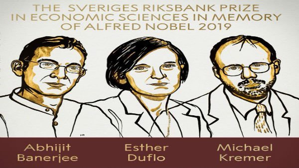 India-origin Abhijit Banerjee and Two others won 2019 Nobel Prize in Economics