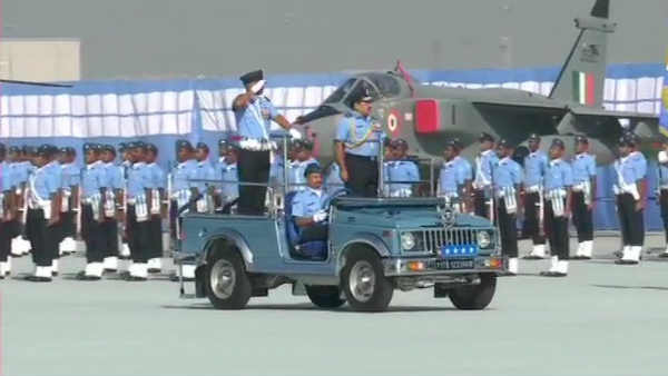 Indian Airforce celebrates 87th Anniversary on today #AirForceDay2019