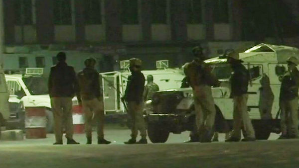 Jammu and Kashmir: 6 CRPF personnel injured in grenade attack