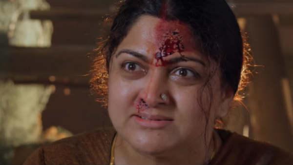lakshmi stores serial :குஷ்பூவை  காணோம்... சுதாசந்திரன் போட்டோவில்... என்னடா கதைன்னு இருக்கு!