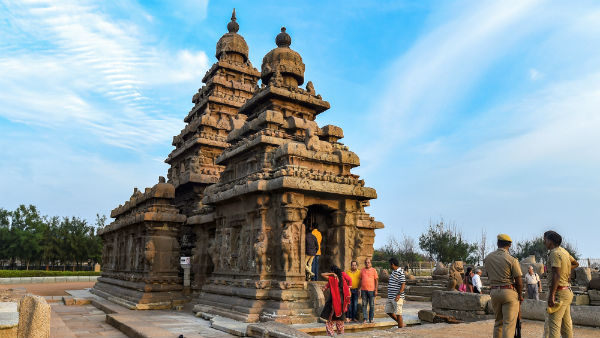 மாமல்லபுரத்து சிற்பங்கள் சொல்லும் வரலாற்று சேதி-வீடியோ