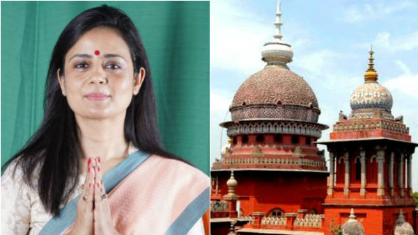 TMC MP Mahua Moitra joins in Madras HCs Social Media Case