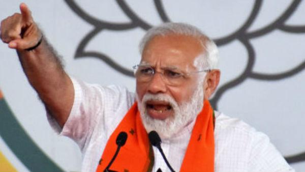 முடிந்தால் மீண்டும் 370 சட்டப்பிரிவை கொண்டு வாருங்கள்.. பார்க்கலாம்.. காங்கிரசுக்கு மோடி மாஸ் சவால்
