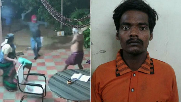 Youth arrested in Nellai Robbery issue