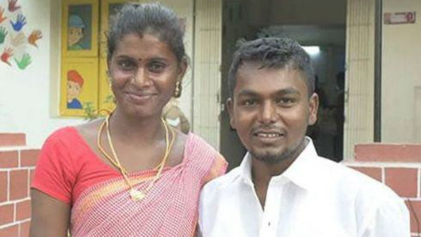 Nellai Youth married Transgender