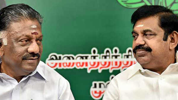 ops, eps angry about admk senior executive ponnaiyan talk