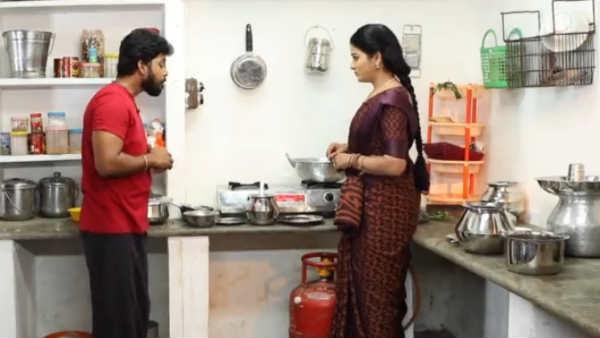 Pandian stores serial: முல்லையை சீண்டிப் பார்க்கும் கதிர்...!  அட முல்லையும் பொஸசிவ் ஆகிறாளே!