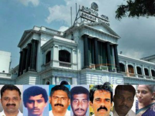 what is the status of the release of 7 tamils