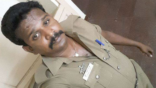 Near Virudhunagar, policeman poisoned by suicide