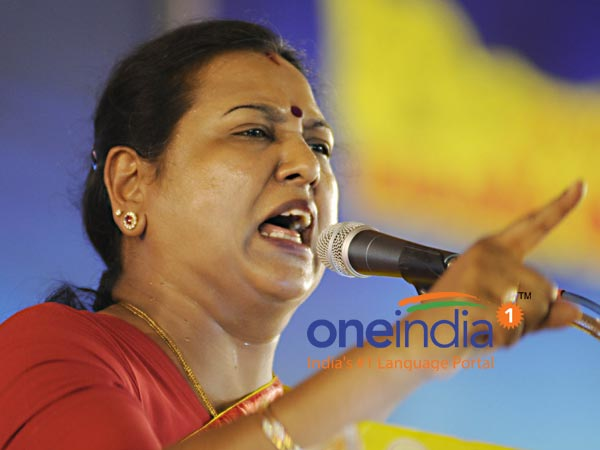 dmdk treasurer premalatha vijayakanth campaign only two days for two constituency