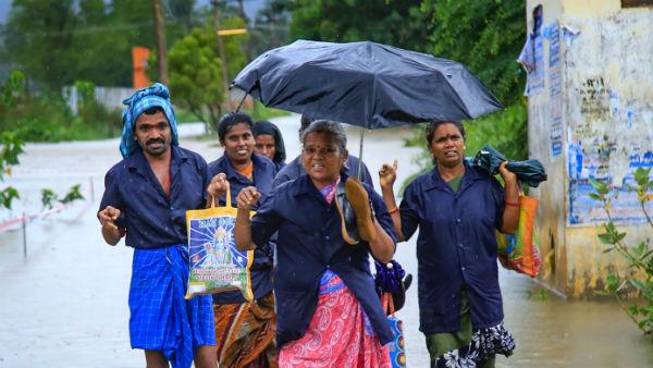 கோவை, நீலகிரி உட்பட 4 மாவட்டங்களில் அதீத கன மழை கிடையாது.. வானிலை மையம்