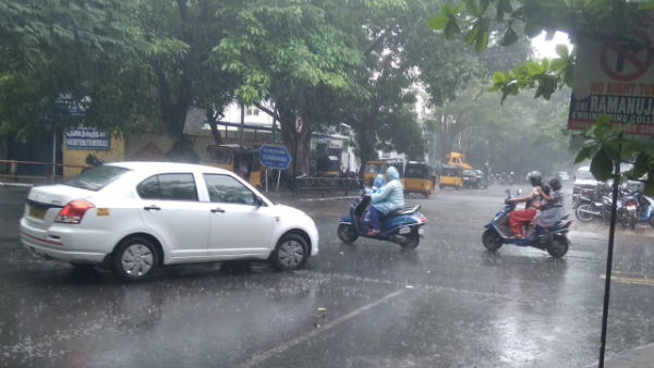 north east monsoon started in tamil nadu from today