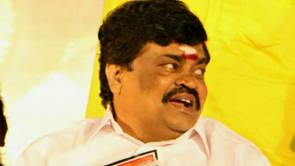 I am not speaks against Muslims: Rajendra Balaji