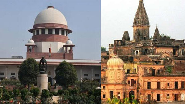 Supreme Court conduct closed-door proceeding in Ayodhya case