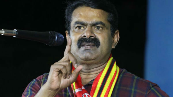Cyclone kyarr: Seeman urges to rescue Kanyakumari fishermen