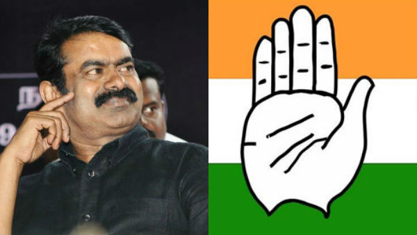 seeman attacks congress party
