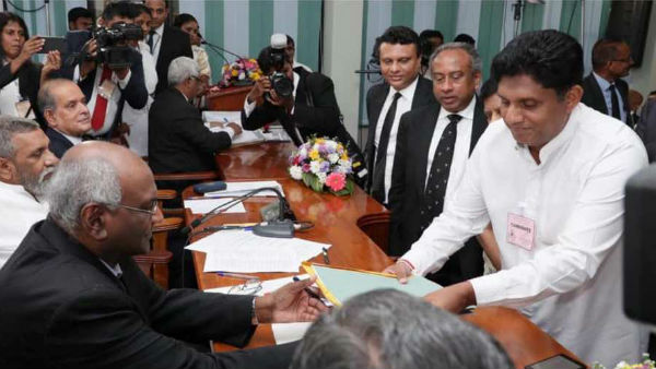 35 candidates in Sri Lanka Presidential Elections