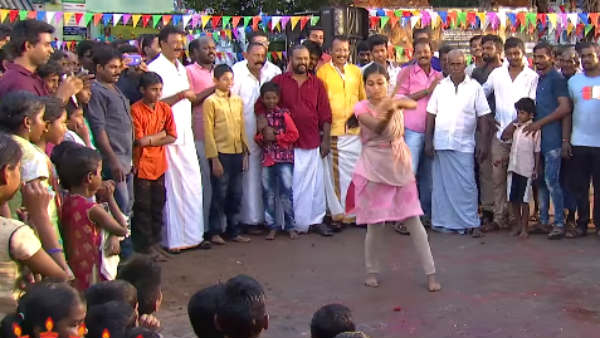 நகைச்சுவை நடிகர் சூரி வீட்டில் விசேஷமாம்ங்க!