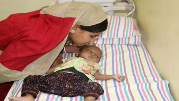 Help to save 5 Month old baby Sumaya Khatun Need Urgent Heart Surgery