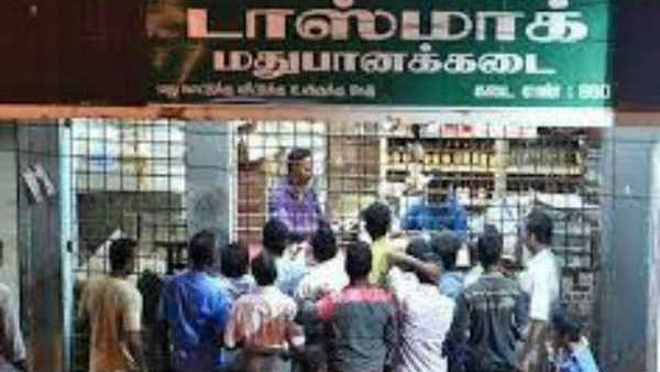 Liquor sales in Tamilnadu on the account of Deepavali is Rs 455 Crores