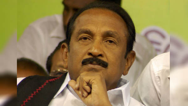 Vaiko Visit Nanguneri to campaign for Congress candidate