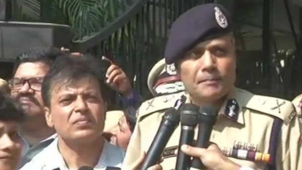 Delhi Commissioner of Police Amulya Patnaik request protesters