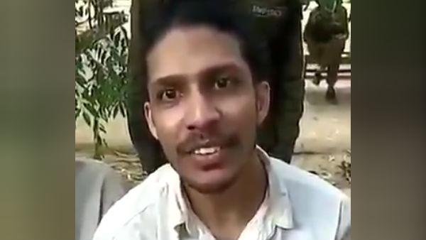 அம்மா அப்பா நல்லாயிருக்கீங்களா.. பாகிஸ்தான்ல மாட்டிக்கிட்டேன்.. வைரலாகும் ஆந்திர என்ஜீனியரின் வீடியோ