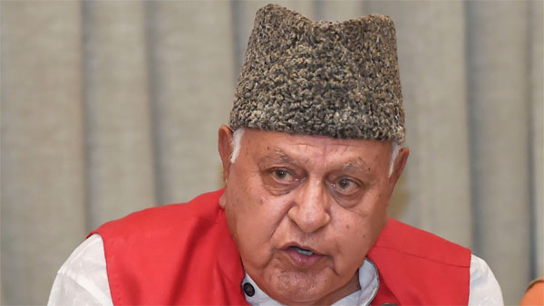 Farooq Abdullah also part of parliamentary panel on defence