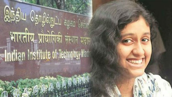 Chennai IIT Student Death: there are lots of reasons for depression here, say iit students