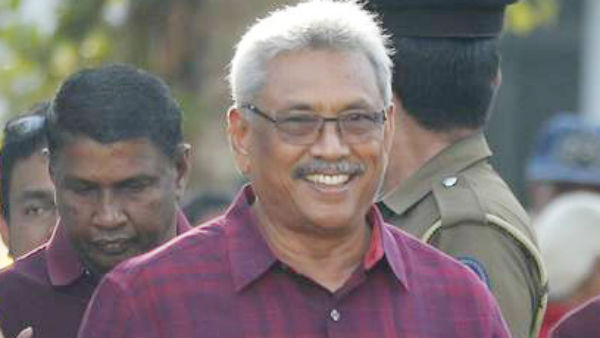 Gotabaya Rajapaksa released from Corruption case