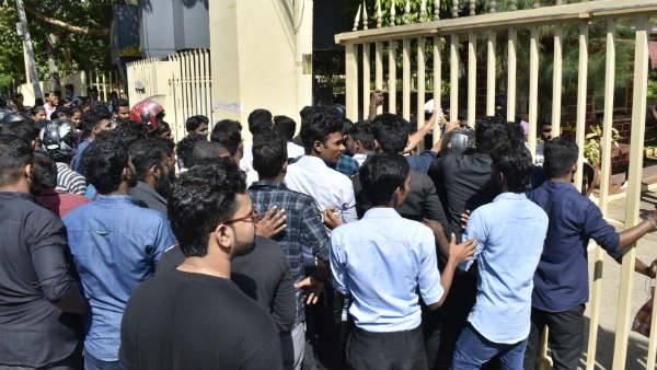 Jaffna University Students commemorate Maaveerar Naal