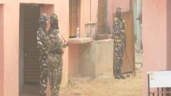 Jharkhand Assembly Polls: Heavy protection increased amidst Naxal threat