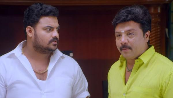 Kanmani Serial: யாருகிட்ட... சின்னவருகிட்டேயா.. மாட்னடி நீ !