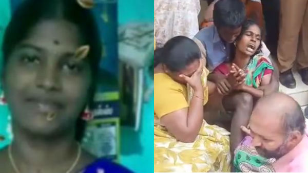 plus two female student dies in karur