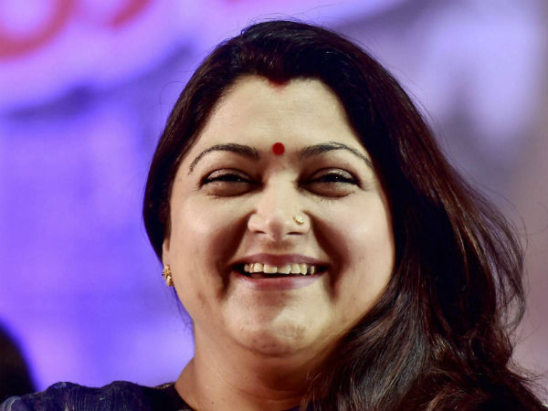 Kushboo says that why she deactivates her Twitter account?