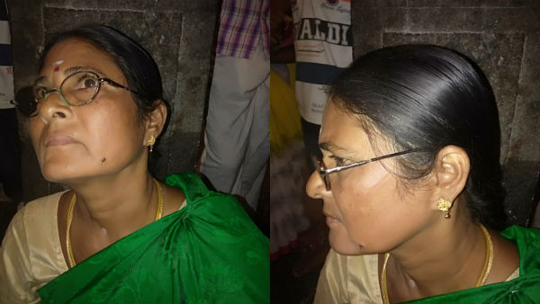 Theeksithar beats woman in temple who argues to perform archanai