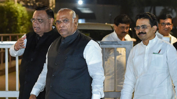 Cong, NCPs final decision will be collective decision, says Mallikarjun Kharge