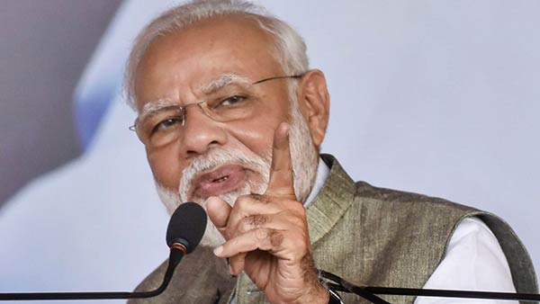 PM Narendra Modi in Jharkhand says that Congress is the main reason for Ayodhya issue