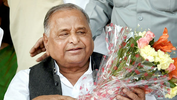 Mulayam Singh admitted to hospital